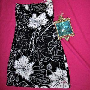 NEw  womens  extra small  Hawaiian sun dress